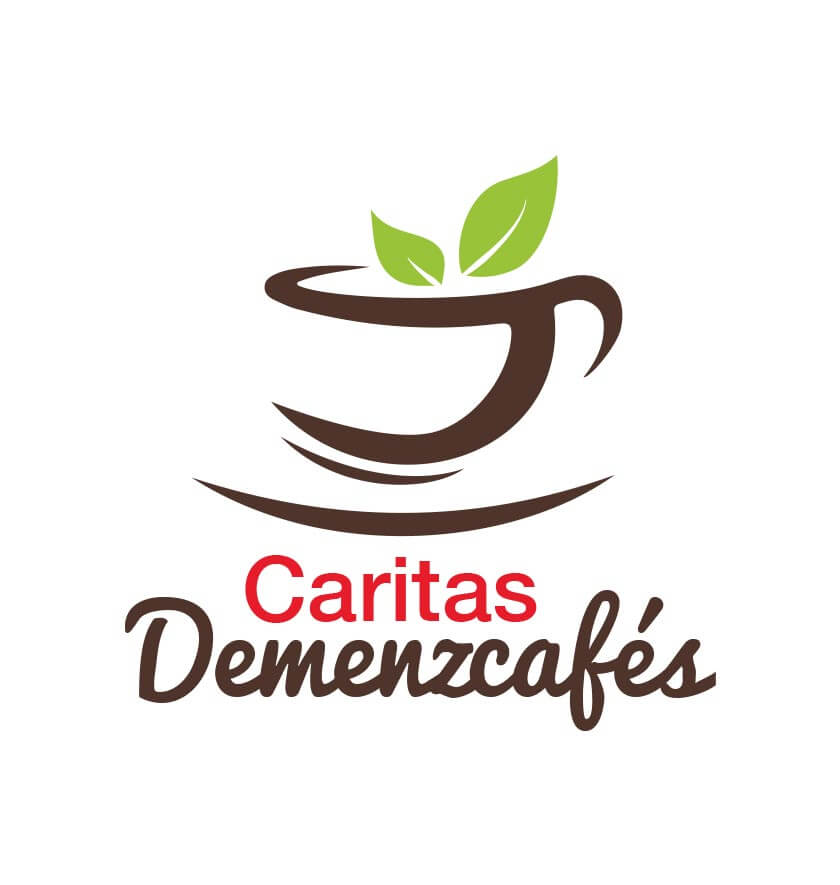 Logo Caritas Demenzcafes