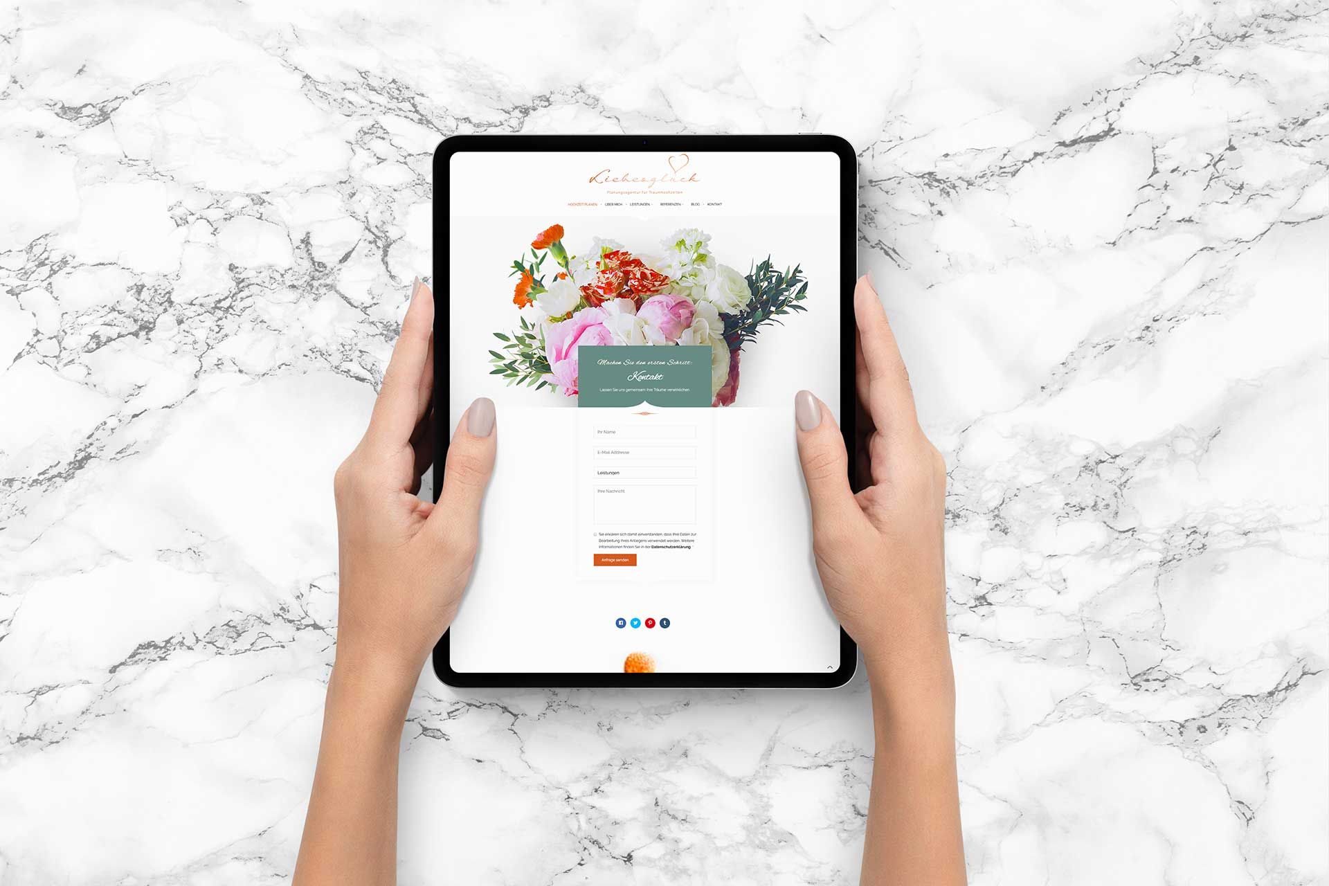 Liebesglueck iPad