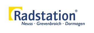 Radstationen Neuss Logo