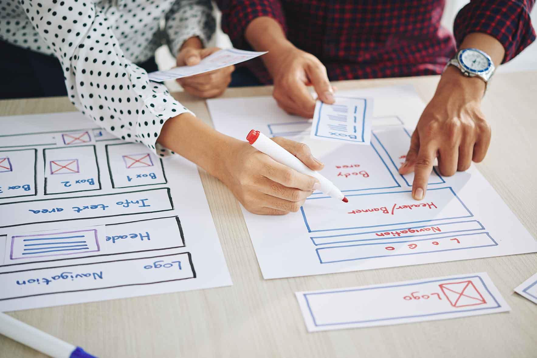 Mehr als zwei Buchstaben: Mit UX Design Kunden dauerhaft digital binden
